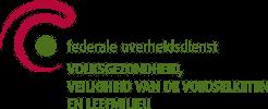 Logo FOD Volksgezondheid
